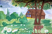 Рисунок Филимоновой Наташи