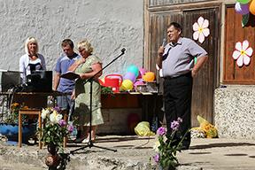 Выступление Томашева Н.В.