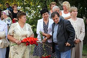 Дочь Сергеева В.Ф.